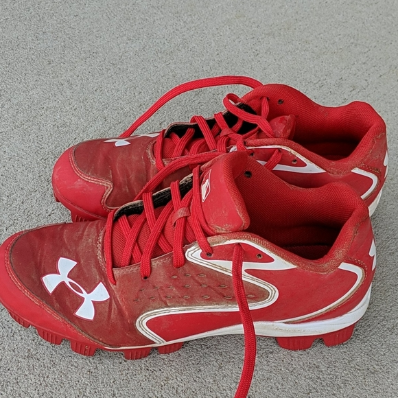 Under Armour Shoes   Baseball Cleats